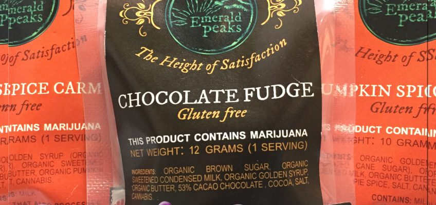 Herbs House 420 Chocolate Fudge Emerald Peaks