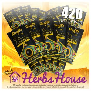 Swifts Honey 420 Herbs House
