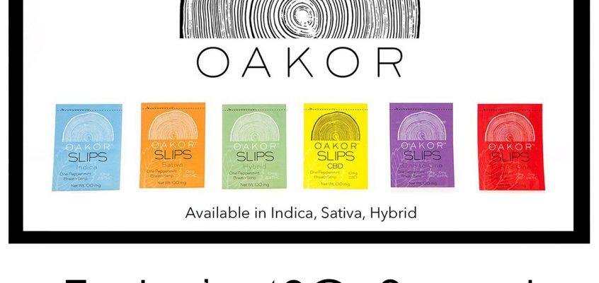 Oakor Breath Slips Herbs House 420