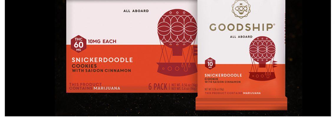 Goodship Cookies Herbs House 420