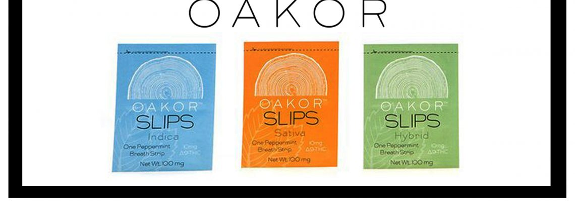 Oakor Breath Slips Herbs House 420 Special