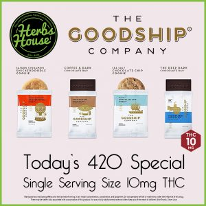 Everyday is 420 - Herbs House Goodship