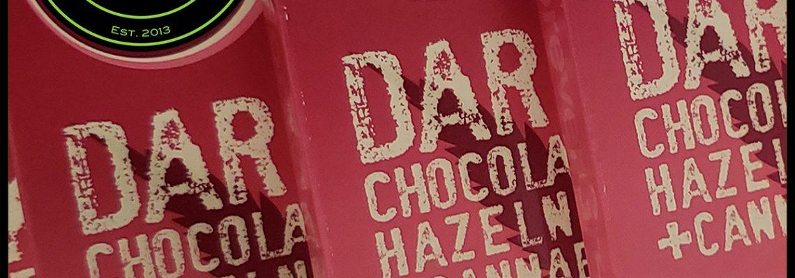 Hazelnut Dark 420 Bar