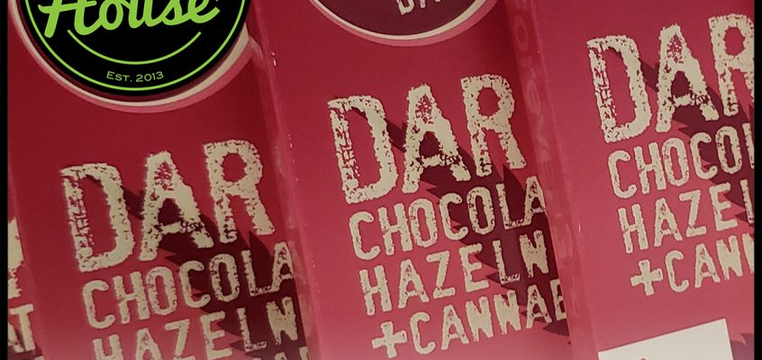 Hazelnut Dark 420 Bar