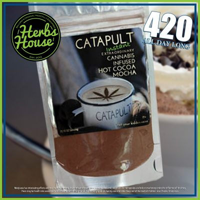 Fairwinds Instant Mocha Herbs House 420
