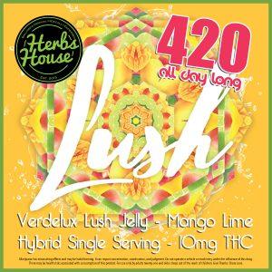 Verdelux Lush Mango Herbs House 420