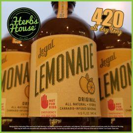 Herbs House Mirth Lemonade 420 Special