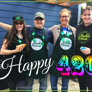 Herbs House Happy 420 BBQ 2019