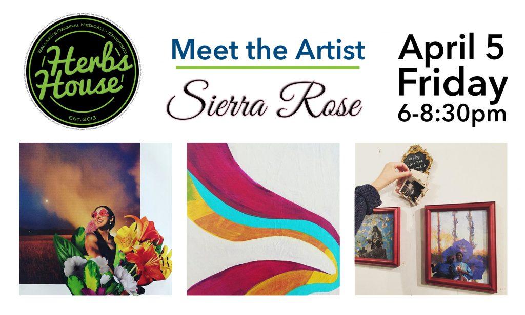 Meet Sierra Rose Herbs House Artist