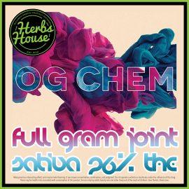 Herbs House Phat Panda OG Chem 420 Special