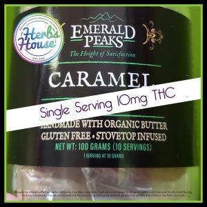 Emerald Peaks Caramels Herbs House 420
