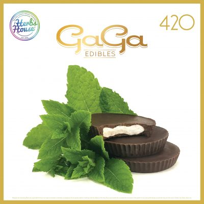 Herbs House 420 Special GaGa Peppermint Cup