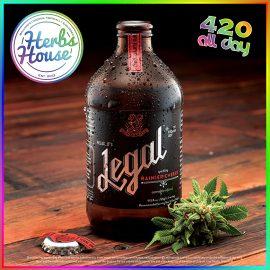 Herbs House 420 Mirth Legal Soda Rainier Cherry