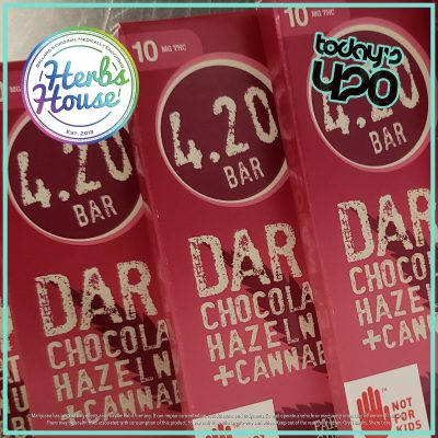Herbs House Hazelnut Dark 420 Special