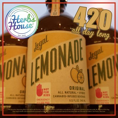 Mirth Lemonade Herbs House 420