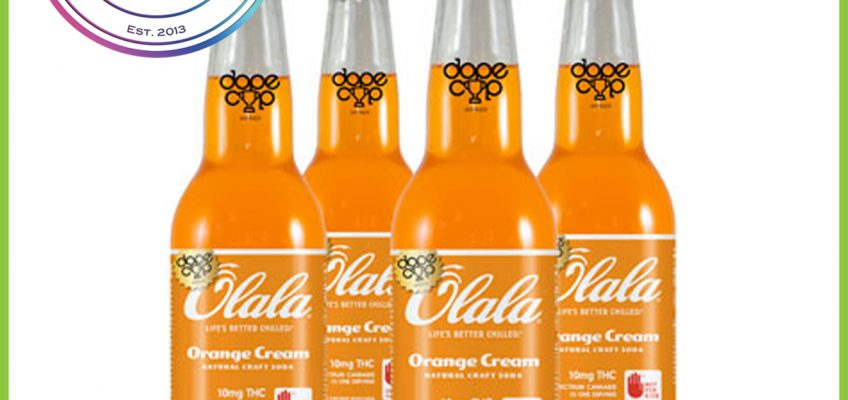 Olala Orange Soda