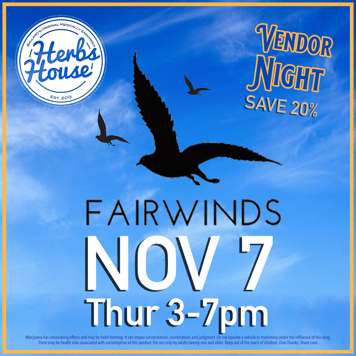 Fairwinds Herbs House