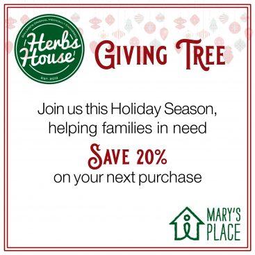 Giving Tree Mary's