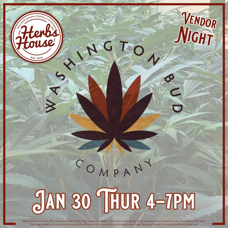 WA Bud Co Vendor Night