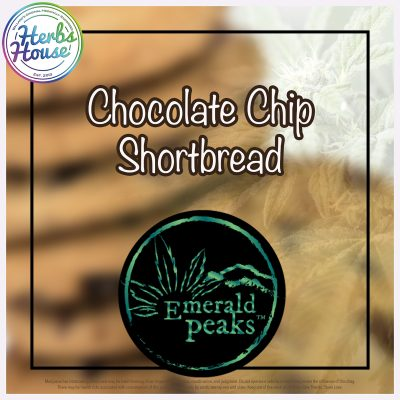 420 Choc Chip ShortBread