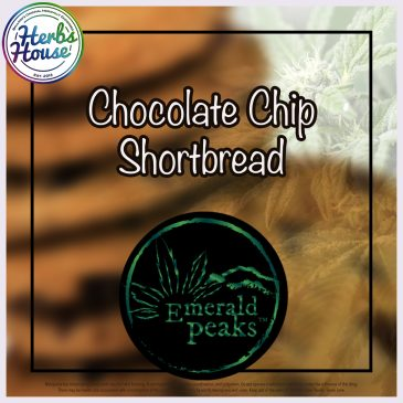 420 special Chocolate ShortBread