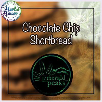 420 special Chocolate ShortBread