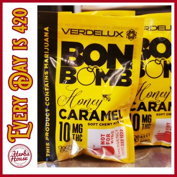 420 Special Verdelux Honey Bomb