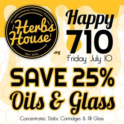 2020 Happy 710 Oil Day