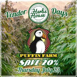 2020 July Puffin Farm Vendor Day