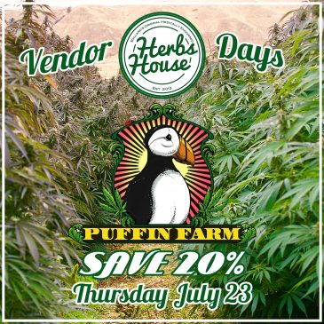 2020 July Puffin Farm Vendor Day
