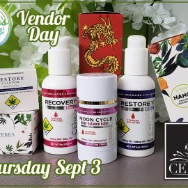 Ceres Vendor Night Herbs House