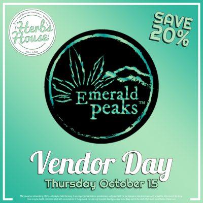 2020 Oct Emerald Peaks image