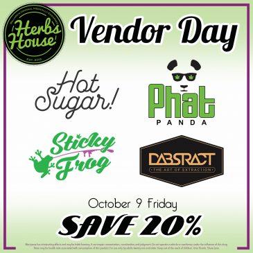 2020 Oct PhatPanda Vendor Day