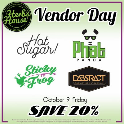 2020 Oct PhatPanda Vendor Day