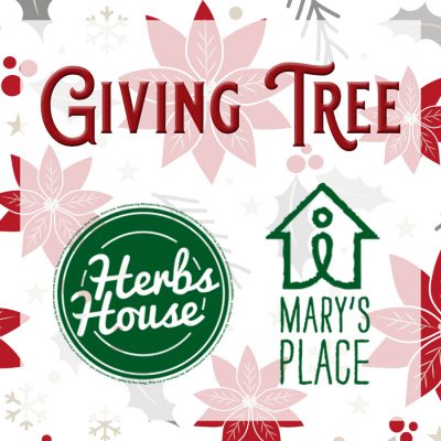 Mary's Place Giving Tree Herbs House 2020
