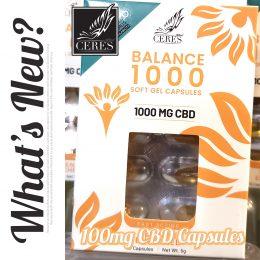 Ceres 100mg CBD 10pk