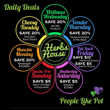 Herbs House Daily Deals image