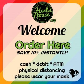 Welcome Order Here image