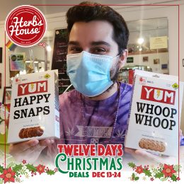 Happy Snaps & Whoop Whoops Cookies