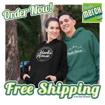 Herbs Merchandise - Order Now