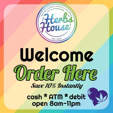 Welcome to Herbs House Order Here